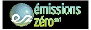 Logo of Emissions Zéro